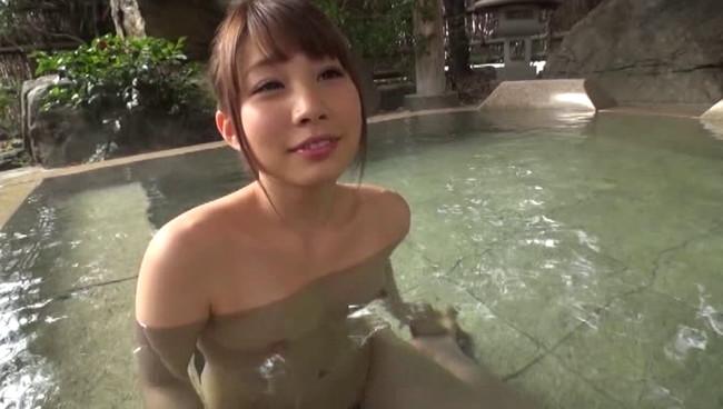 【おっぱい】こんな温泉旅行なら毎日行きたい!一泊二日温泉旅館でセックス三昧になっちゃった美少女彼女のおっぱい画像がエロすぎる!【30枚】 14