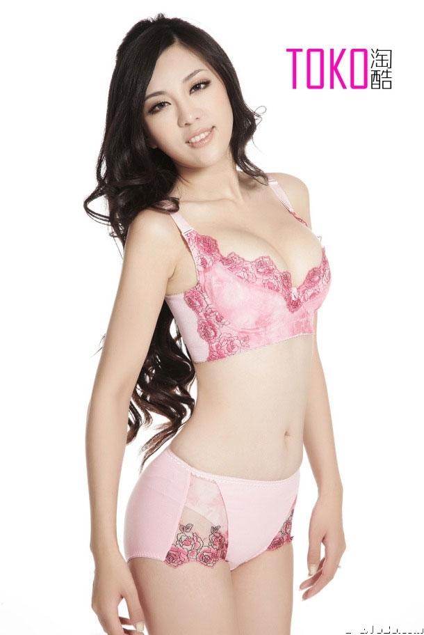 【おっぱい】アジアンビューティーの代表格!美しくも色っぽいような中国人の女の子たちのおっぱい画像がエロすぎる!【30枚】 03