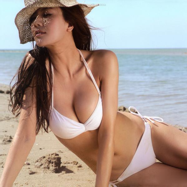 【おっぱい】アジアンビューティーの代表格!美しくも色っぽいような中国人の女の子たちのおっぱい画像がエロすぎる!【30枚】 09