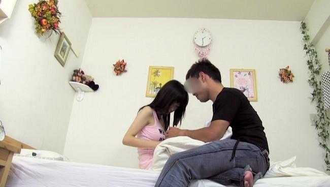 【おっぱい】病気で寝込んでいるところ介抱してそのままエッチなことに発展しちゃう一人暮らしの女の子のおっぱい画像がエロすぎる!【30枚】 09