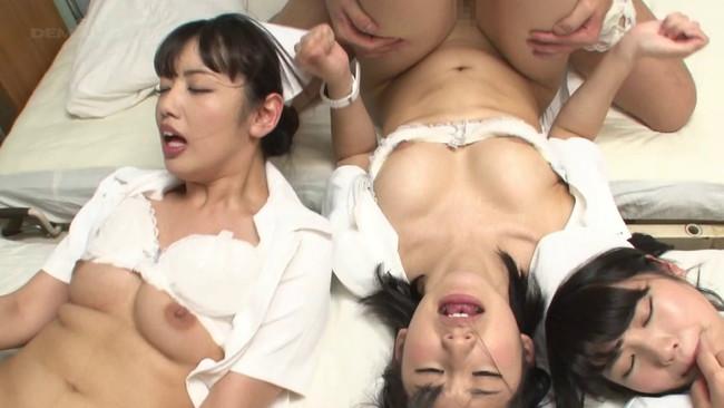 【おっぱい】性欲処理外来に来る男性患者を優しくセックスで治療する選りすぐりの美人看護師たちのおっぱい画像がエロすぎる!【30枚】 16