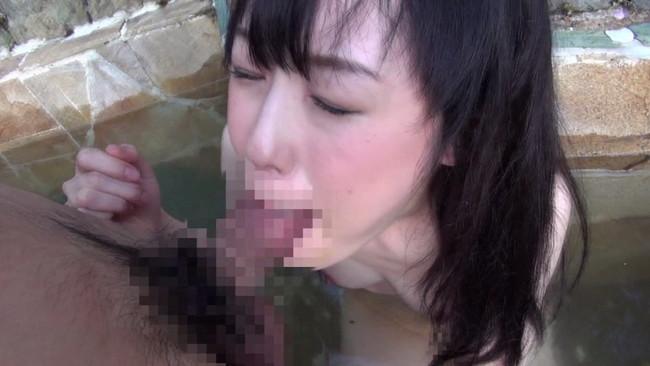 【おっぱい】ひと気がない露天風呂が故に誰にも気付かれず男たちの欲望に巻き込まれてしまう女性たちのおっぱい画像がエロすぎる!【30枚】 12