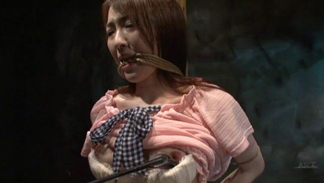 【おっぱい】陥った性の魔窟!醜い欲望で汚される拒絶の裸体!地下牢の倒錯魔の罠に捕らえられてしまった女性のおっぱい画像がエロすぎる!【30枚】 14