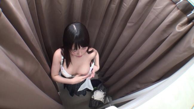 【おっぱい】遊ぶお金が欲しくて悪徳ブルセラショップに下着を売りに来て、そのままセックスされちゃった姉妹たちのおっぱい画像がエロすぎる!【30枚】 23