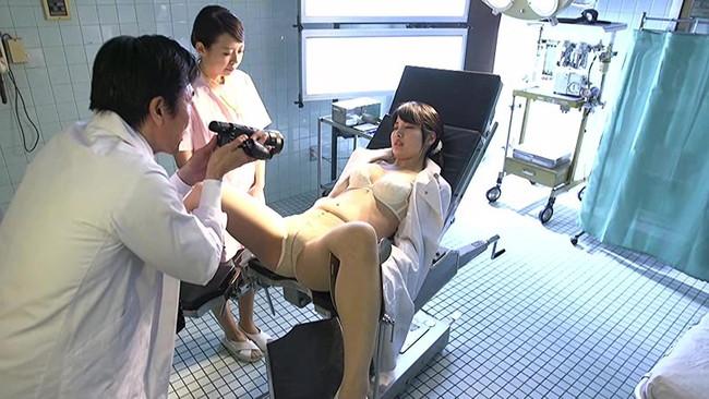 【おっぱい】悪徳病院で働いてしまったがゆえに媚薬注射で性奴隷になってしまった新人看護師のおっぱい画像がエロすぎる!【30枚】 24