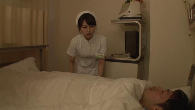 【おっぱい】昨日の事は秘密にしてくれませんか?とこっそり病室にやってきたナースさんたちのおっぱい画像がエロすぎる!【30枚】 24
