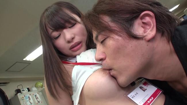 【おっぱい】h.m.p宣伝部長として大活躍!大人気AV女優・初美沙希ちゃんのおっぱい画像がエロすぎる!【30枚】 19