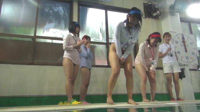 【おっぱい】水泳大会2016!熱くなり過ぎて中出しまで!SOD女子社員たちのおっぱい画像がエロすぎる!【30枚】 13