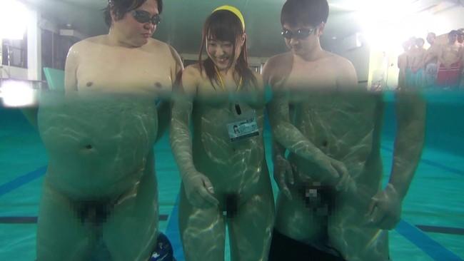 【おっぱい】水泳大会2016!熱くなり過ぎて中出しまで!SOD女子社員たちのおっぱい画像がエロすぎる!【30枚】 28