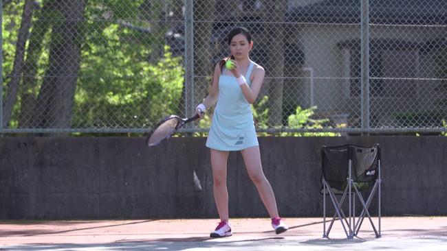 【おっぱい】原色美女アスリート!テニス歴13年の性なるサービスエース!現役テニスプレーヤー!岩瀬まどかさんのおっぱい画像がエロすぎる!【30枚】