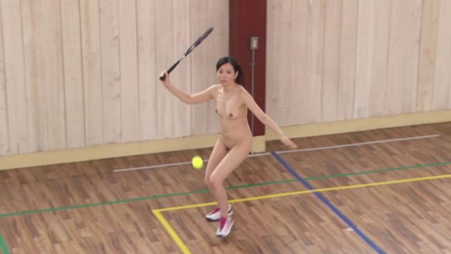 【おっぱい】原色美女アスリート!テニス歴13年の性なるサービスエース!現役テニスプレーヤー!岩瀬まどかさんのおっぱい画像がエロすぎる!【30枚】 28
