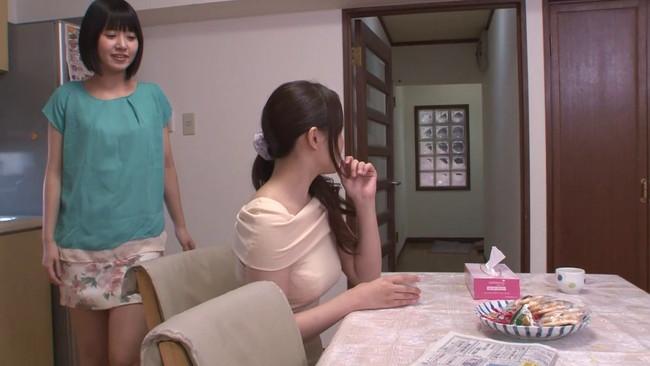 【おっぱい】旦那が会社に行った昼下がり同じマンションに住む隣人の女から狙われた人妻さんのおっぱい画像がエロすぎる!【30枚】 18